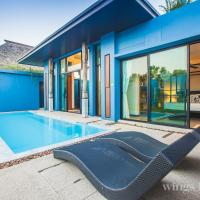 Wille, Three Bedroom Wings Pool Villa