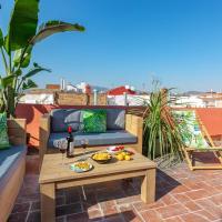 Apartamenty, Glam Penthouse Barcelona