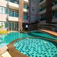 Family suite at Naiharn beach, Calypso condo by PLH Phuket