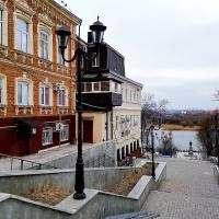 Квартира в историческом центре