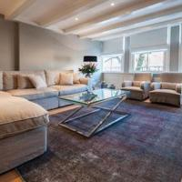 Spectacular Amsterdam Canal 4 Bedroom House 7 Guests