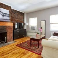 N.Y. 22nd 1BR Apartment