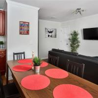 Newly renovated duplex, perfect for groups