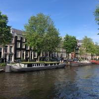 Houseboat Trijntje Amsterdam City Center