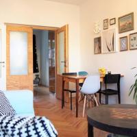 Apartamenty, Apartament z balkonem, komfort do 6 os, Stare Miasto