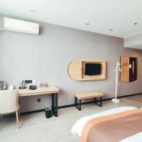 Hotels, JUN Hotels Inner Mongolia Tongliao Hexi Chuangye Avenue