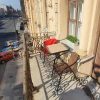 Three Capitals hostel Ligovsky