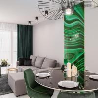 Apartamenty, CHILLIapartamenty - Kasprowicza - MALACHIT