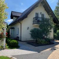 Гостевые дома, Domek - pokoje w domku na Wyspie Sobieszewskiej.