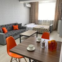 Apartments, Суперкомфортная 1-ком квартира в самом центре г.Алматы