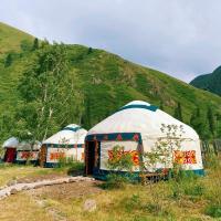 Luxury tents, Этно Аул Тумар