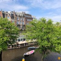 Amstel River View Amsterdam Center
