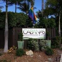 The Cabanas Guesthouse & Spa - Gay Men's Resort, Fort Lauderdale
