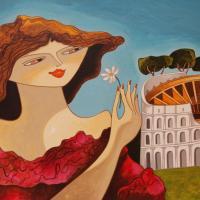 La Duchessa a Roma