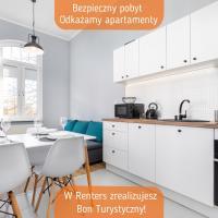 Apartamenty, Apartamenty Mazowiecka by Renters
