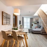 Apartamenty, VacationClub – Seaside Park Penthouse 608