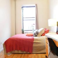 1BR in Manhattan. Central Park at your doorstep!