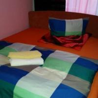 Schöhne Zimmer mit Doppelbet