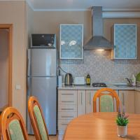 3-room apartment with terrace,center,Jurmala