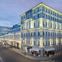 Отель Chekhoff Hotel Moscow Curio Collection By Hilton