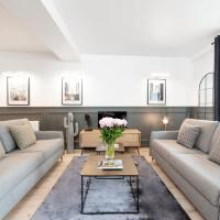 NEW! Luxury 4 Bedrooms Le Marais I by Livinparis
