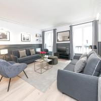 NEW! Luxury 3 Bedrooms Le Louvre II by Livinparis