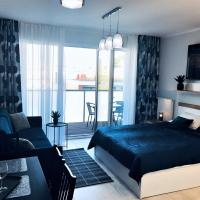 Apartamenty, The Sapphire with the Great View Deluxe Beach Apartments