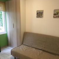 zwei Zimmer in der Wohnung