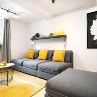 MARIENPLATZ Apartment 2 bedrooms living room kitchen