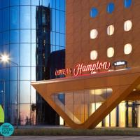 Отель Hampton by Hilton ExpoForum