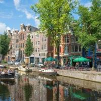 Experience an exquisite blend of eighteenth century Amsterdam! - 4 Bedroom Ref AMSA441