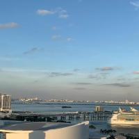 Awesome View in Downtown Miami! Full Condo close to South Beach with Amenities