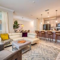 Domy wakacyjne, Amazing brand new 4 bed villa, 10 minutes from Disney