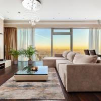 MosRent Elite Apartments 35 этаж «Город Столиц»
