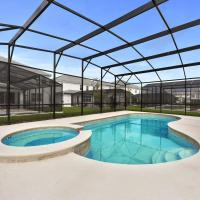 Domy wakacyjne, 10BR Mansion - Family Resort - Private Pool and BBQ