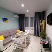 Уютная и светлая квартира в ЖК Горизонт