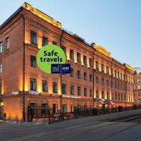 АЗИМУТ Отель Москва Тульская