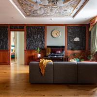 Designer Apart Green Castle 70м2