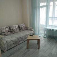 Уютная квартира на 19 этаже