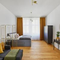 Apartamenty, Deluxe Apartment in New Town by Prague Days