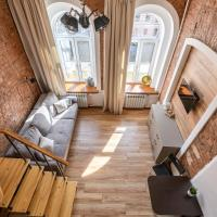 Апартаменты/квартиры, Два этажа - Бронницкая 16 - СуткиСпб