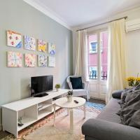 Apartamenty, Lovely 2 Bedroom Apartment with balcony in Lesseps Gràcia