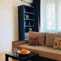 Комфортная , уютная 2-х комнатная квартира с балконом и парковкой в центре города Ростова-на-Дону, на Красноармейской улице