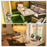Apartamenty, Dům u lázní Federer