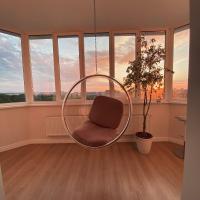 Penthouse & Designer квартиры и пентхаус с сауной на Кубaнской Набережной
