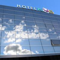 Отель Cube