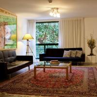 Diaghilev LOFT live art hotel, Tel Aviv