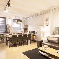 ApartsNouBcn Industria-Gracia