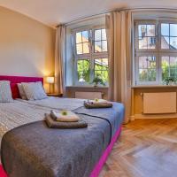 Апартаменты/квартиры, Apartment Bursztynowy Old Town