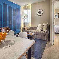 Habitat Apartments Cool Jazz